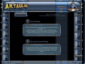 ArtAge.de Version 1