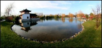 Chinesischer Garten, Marzahn