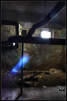 Keller im Flaschenturm