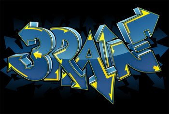 Brain Graffiti