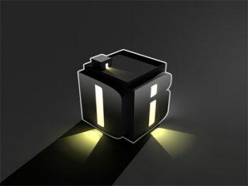 3D-Modell des Logos