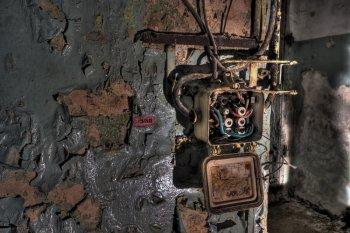 Sicherungen ganz tief im Keller