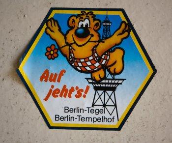 Aktueller Sticker