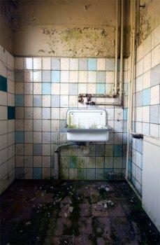 und die sanitären Anlagen erst...