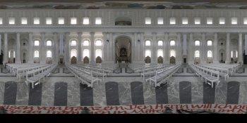 Panorama vom Dom St. Blasien