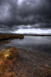 Irisches Hochmoor