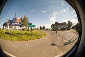 Polnische Dörfer