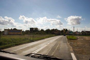 Weiter unterwegs in Polen
